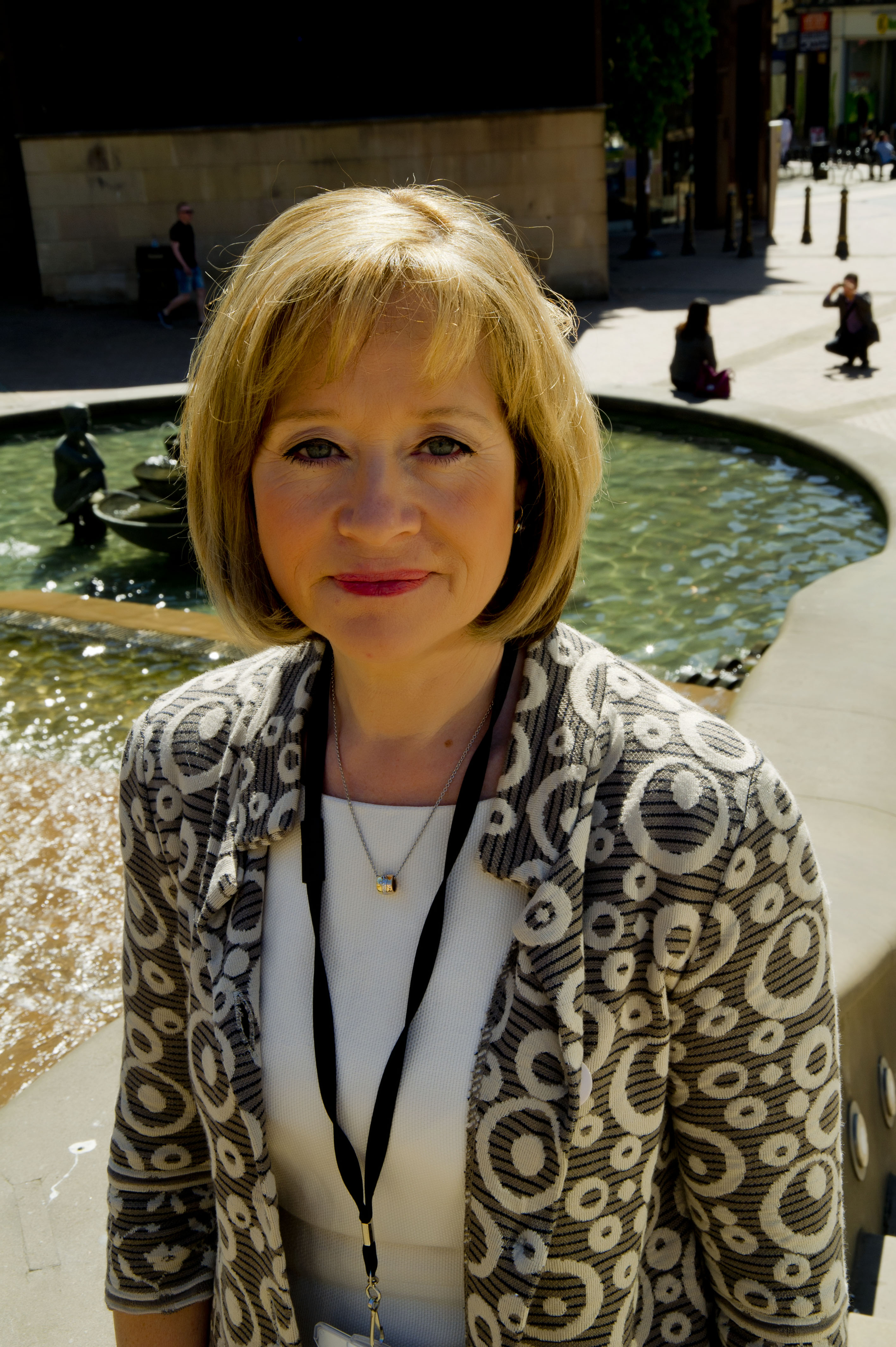 Dame Yve Buckland, Chair, Consumer Council for Water