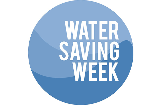 Water Saving Week Logo