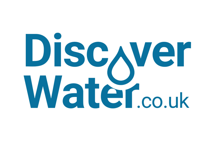 Discover Water logo